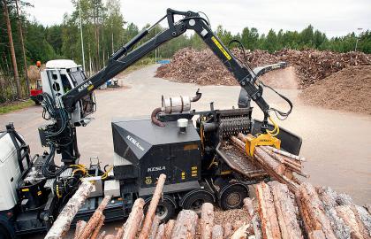 Macarale biomasa